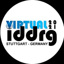 IDDRG 2021 - Virtual (Logo)