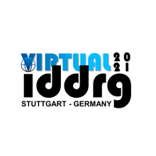 Logo of the IDDRG 2021 Virtual