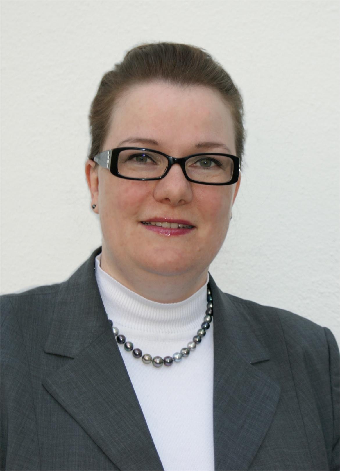 This picture shows Prof. Marion Merklein